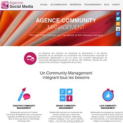 Community Management / Social Media Marketing | Mediaventilo - A