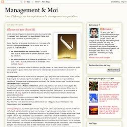 Management & Moi