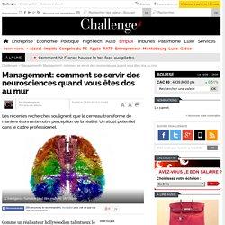 Management: comment se servir des neurosciences quand vous êtes dos au mur - 19 avril 2014