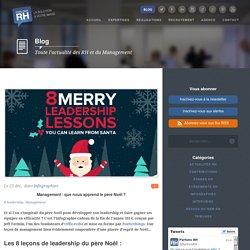 Management : que nous apprend le père Noël ?