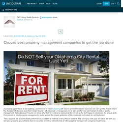 OKC property management