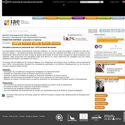M2 Management des Organisations Sociales (FC)