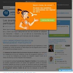 Les avantages du management participatif