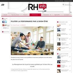 Le Management de la performance globale par le bien-être au travail