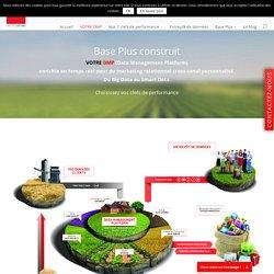 Votre DMP (Data Management Platform) pour du marketing personnalisé