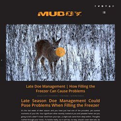 How Filling the Freezer Can Cause Problems