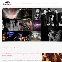 Management and booking agency