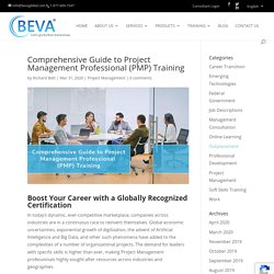 Guide to Project Management Professional (PMP) Training