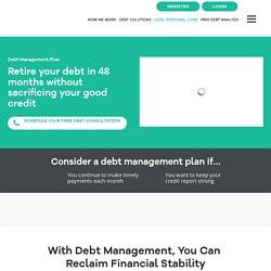 Debt Management Plan and Program