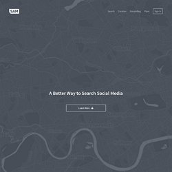 Social Asset Management - Search, Curate and Publish Social Media Content