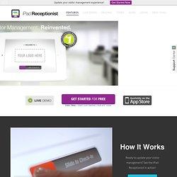 iPad Receptionist | TextUs.Biz™
