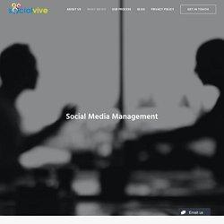 Social Media Management Services in Delhi NCR