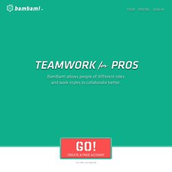 Best Online Project/Task Management Tool/Software - DoBamBam.com