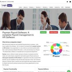 Payman - Payroll Management & HR Software Online - Logictech