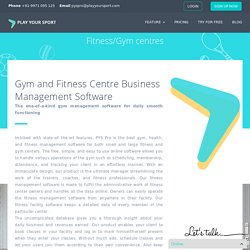 Fitness Center Management Software Grow from a Marketing Perspective