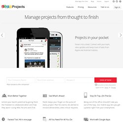 Web-based Project Management and Collaboration Tool Online