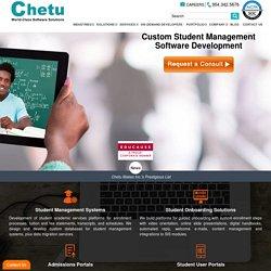 Custom Student Management Software Solutions