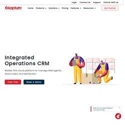 Order Management CRM Software & Order Tracking System