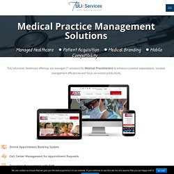 Medical & Clinical Practice Management Solutions