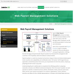 Best Web Payroll Management Solutions