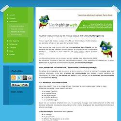 Community Management, l'animation de vos réseaux sociaux