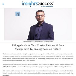 Your Trusted Payment & Data Management Technology Solution Partner
