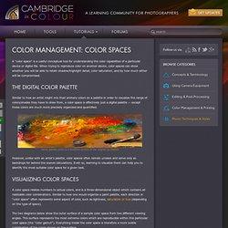 5. Understanding color spaces