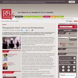 Management visuel : retour aux fondamentaux