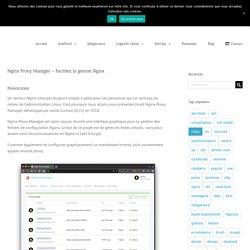 Nginx Proxy Manager – Facilitez la gestion Nginx