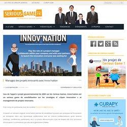 Managez des projets innovants avec Innov'nation