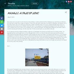 MANALI: A TALE OF LOVE