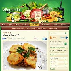 Mâncăruri gătite: Musaca de cartofi - eBUCATARIA