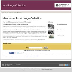 Manchester Local Image Collection