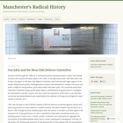 Moss Side – Manchester's Radical History