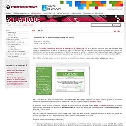 Libreoffice 4.3 xa está aquí máis galega que nunca