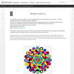 Mandalas à colorier (2)