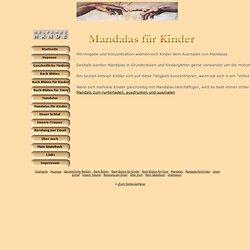 Mandalas für Kinder - Heilmittel für die Seele