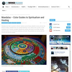 Mandalas – Color Guides to Spiritualism and Healing