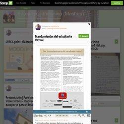 Mandamientos del estudiante virtual