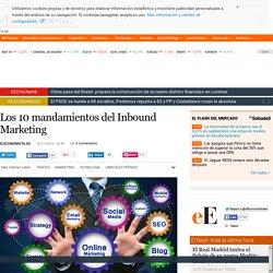 Los 10 mandamientos del Inbound Marketing