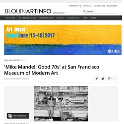 'Mike Mandel: Good 70s' at San Francisco Museum of Modern Art