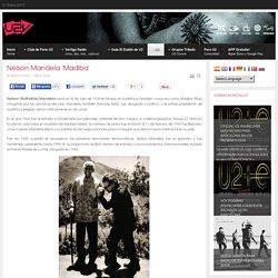 Nelson Mandela 'Madiba' - U2Valencia.com - U2 Fan Club - U2Spain.com