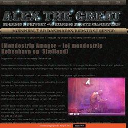 Lej Mandestrip københavn - se artiklen mandestrip københavn galla show