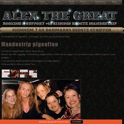 Mandestrip Pigeaften - Gør din nat vild med g-strengen, sex og strip show