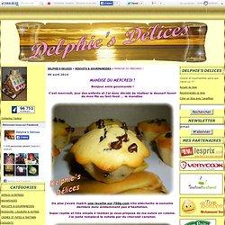 MANDISE DU MERCREDI ! - DELPHIE'S DELICES