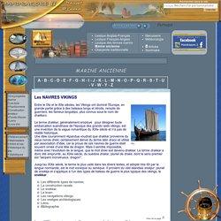 MANDRAGORE II - Encyclopédie de la mer - Marine ancienne, termes et bateaux