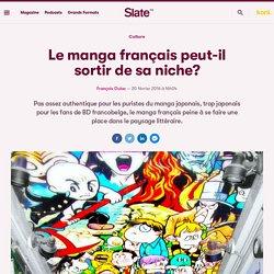 Le manga français peut-il sortir de sa niche?