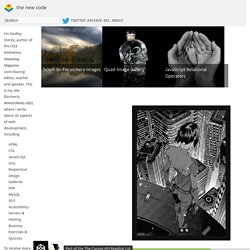 Manga Panel Animated with HTML5 Canvas