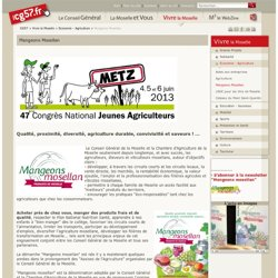 CG57 - 2013 - Mangeons Mosellan