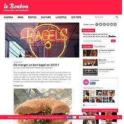 Où manger un bon bagel en 2013 ?
